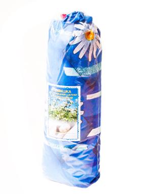 Валик из гречневой шелухи 12 см *30 см